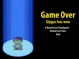 Game Over Screen 3