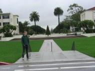 LMU Sunken Garden