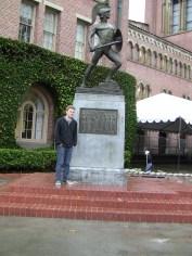 USC Tommy Trojan (2)