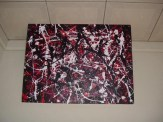 """A Pollock of My Very Own - Two"" (a)"