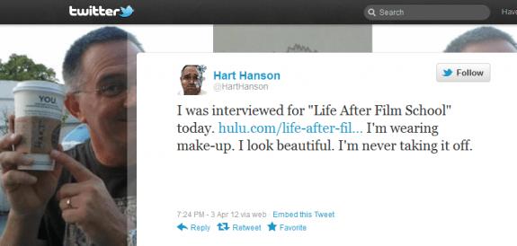 Hanson tweet