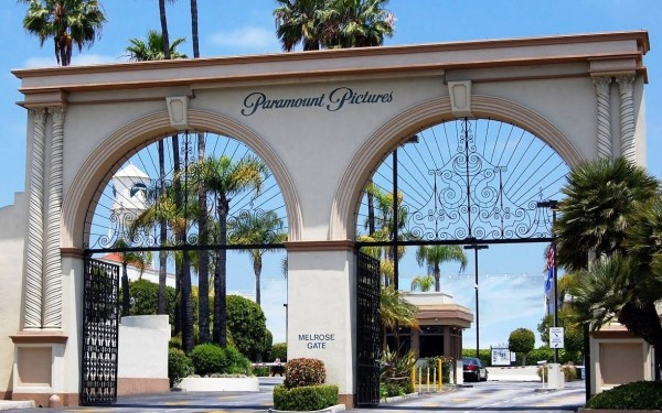 01 Paramount Pictures, Melrose Gate