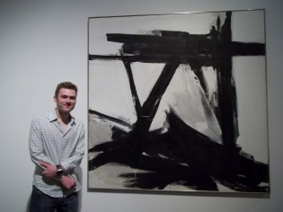 08 The Ballantine by Franz Kline