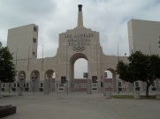 44 Los Angeles Memorial Coliseum