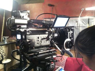 19 The RED Camera