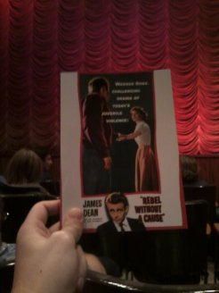 01 Rebel Without a Cause Program at LACMA