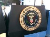 08 Presidential Seal for Air Force One