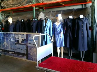 09 Flight Attendant Costumes