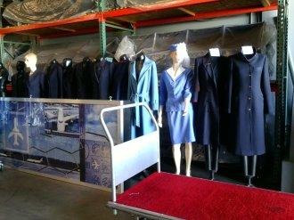09 Flight Attendant Costumes