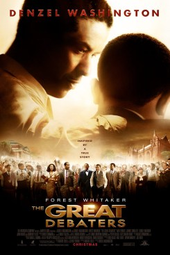 13 The Great Debaters Poster