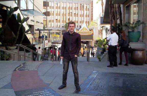 01 Arriving at Hollywood Highland Center