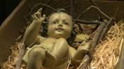 10 Baby Jesus Secured in the Manger
