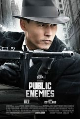 14 Public Enemies Movie Poster
