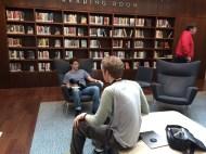 06 Prepping Hannon Library Scene