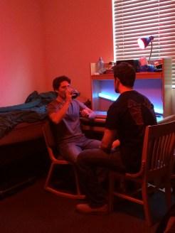 18 The Drinking Scene