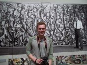 05 Pollock with Mural