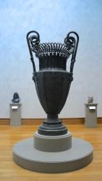 08 Bronze and Copper Vase by Jean-Desire Ringel d'Illzach