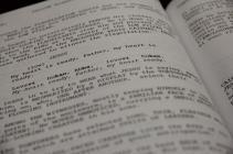 02 THE PASSION script - parallel text version (close-up)