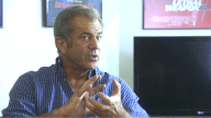 06 Mel Gibson talks about Father William Fulco in PRIEST 2.0