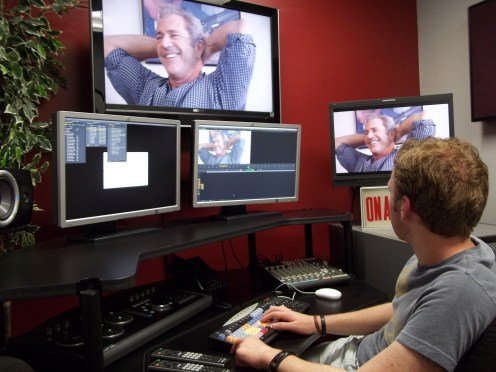 Editing Mel Gibson Interview