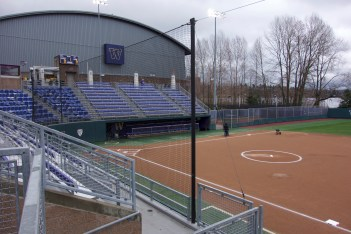 18 UW Softball field