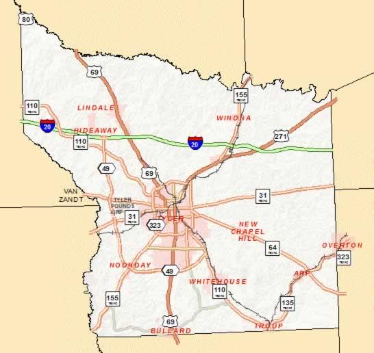 Dallas Texas Airport Map