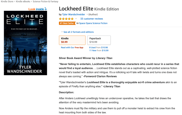 Lockheed Elite - #1 Best Seller