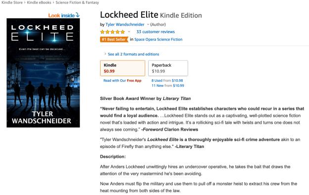 Lockheed Elite - #1 Best Seller