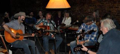 Me, Kent Blazy, Jeff Prince and Pat Alger