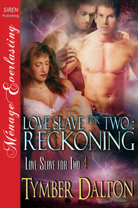 Cover for Love Slave for Two: Reckoning