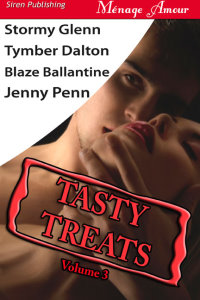 Tasty Treats Vol. 3 Cover (Boiling Point)