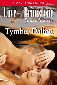 Love and Brimstone (Brimstone Vampires 1)