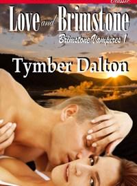 #TimeMachineDiscount – Love and Brimstone (Brimstone Vampires 1)