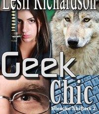 Geek Chic (Bleacke Shifters series, book 2)