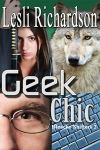 Geek Chic (Bleacke Shifters series, book 2)