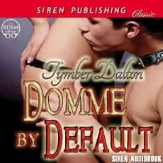 New on Audiobook: Domme by Default (Suncoast Society)
