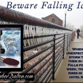 Now Available: Beware Falling Ice (Suncoast Society)