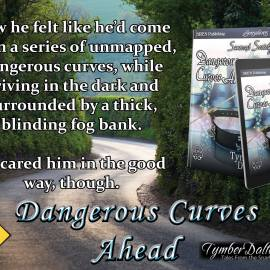 Release Day! Dangerous Curves Ahead (Suncoast Society)