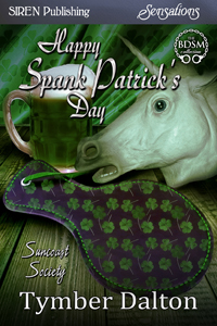 Happy Spank Patrick's Day (Suncoast Society)