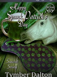 Now Available: Happy Spank Patrick's Day (Suncoast Society)