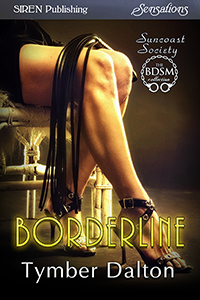 Available for pre-order: Borderline (Suncoast Society)