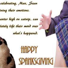 Now Available – Happy Spanksgiving (Suncoast Society)