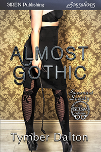 Excerpt: Almost Gothic (Suncoast Society 65), Rusty and Eliza's story.