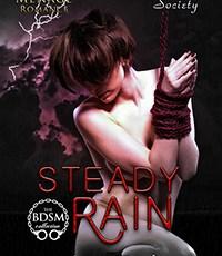 Available for Pre-Order: Steady Rain (Suncoast Society)