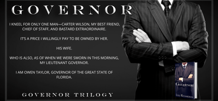 NSFW: Adult Excerpt – Governor (Governor Trilogy 1)