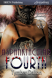 A Spanktacular Fourth (Suncoast Society)