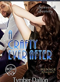 Available for pre-order: A Crafty Ever After (Suncoast Society)