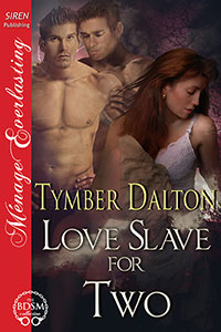 Love Slave for Two - series collection (5 books)