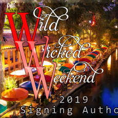 Print Pre-Orders: Wild Wicked Weekend 2019 (San Antonio, TX)