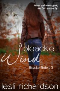 First Chapter: A Bleacke Wind (Bleacke Shifters 3)